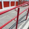 DDA Handrail with Mid Rail Dunstall Primary School